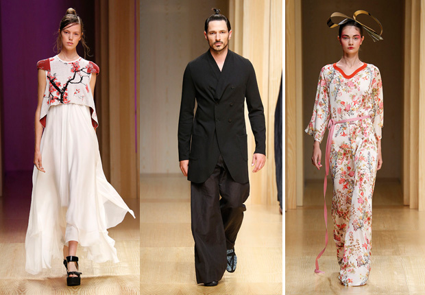 Tendencia Oriental. 080 Barcelona Fashion