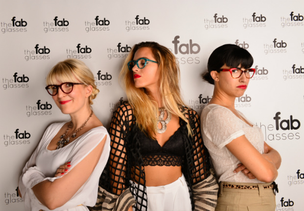 The Fab Glasses by Tendencias al dente