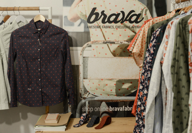 Brava Fabrics by Tendencias al dente