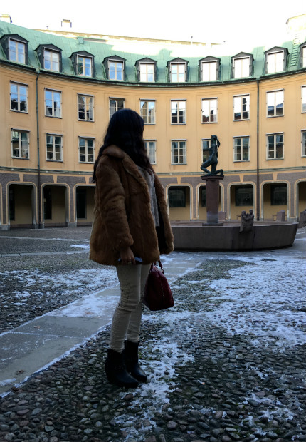 A trip to Stockholm by Tendencias al dente